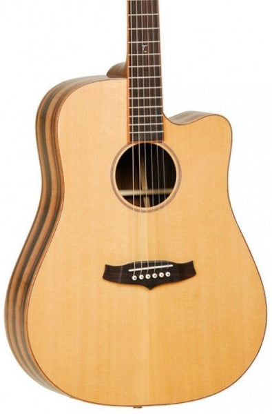 TANGLEWOOD JAVA TWJDCE DREADNOUGHT WITH PICKUP