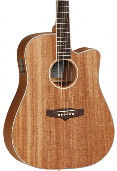 TANGLEWOOD TWUDCE UNION DREADNOUGHT WITH PICKUP