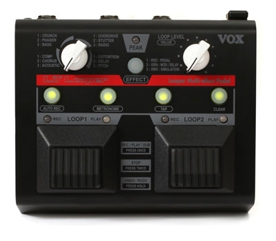 VOX LIL LOOPER EFFECTS UNIT