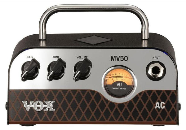 VOX MV50 AC - COMPACT GUITAR AMP HEAD