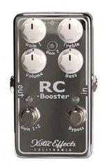 XOTIC RC BOOSTER V2 - REALLY CLEAN BOOSTER