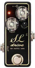 XOTIC SL DRIVE - COMPACT OVERDRIVE PEDAL