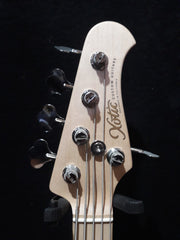 XOTIC XJ-1T 5 STRING BASS NATURAL ASH - 24 FRET MN