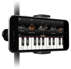 IK MULTIMEDIA iKLIP XPAND MINI - UNIVERISAL MIC STAND SUPPORT FOR SMARTPHONES