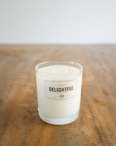 delightful / lemongrass mint