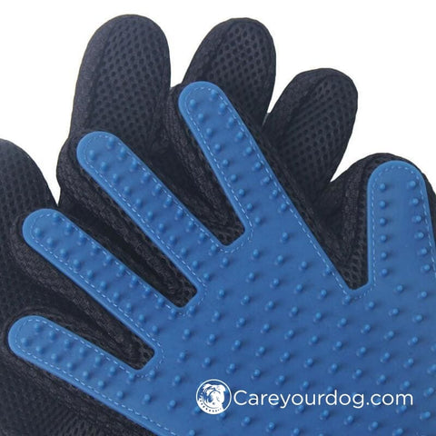 Handson Gloves For Deshedding