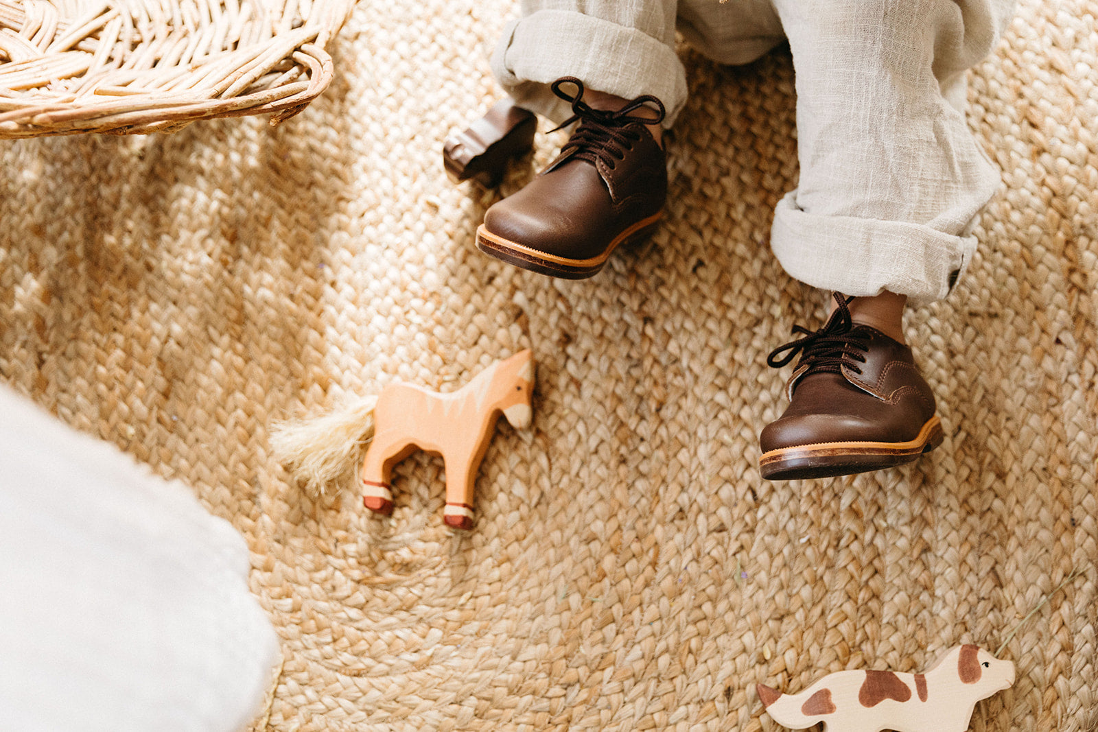 Arlo Brown Oxfords
