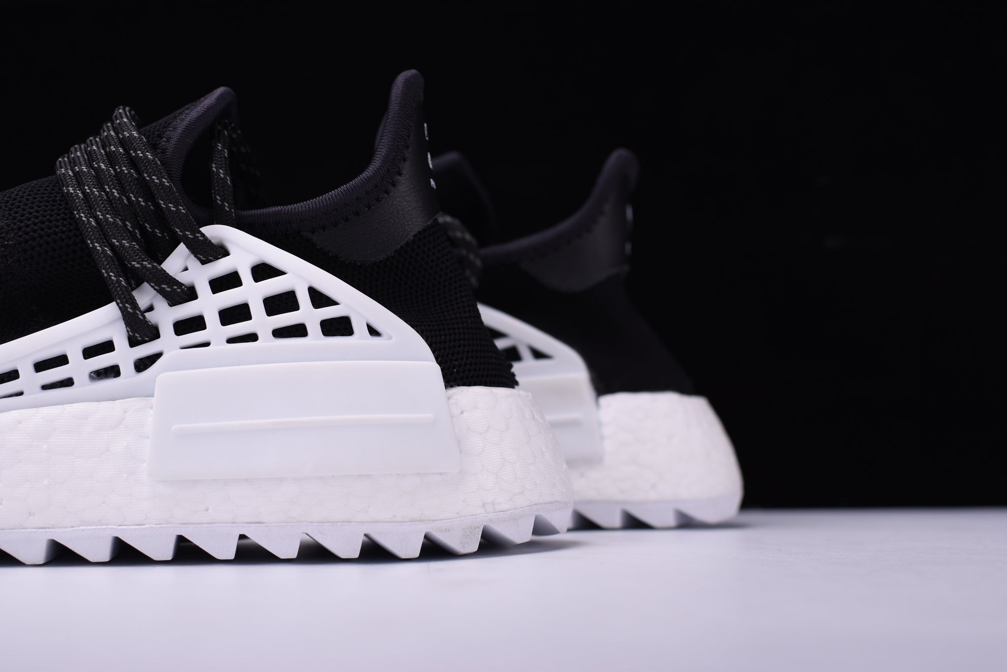 info for a2412 00191 Adidas PW Human Race NMD HU Pharrell x Chanel Shoes Men's ...