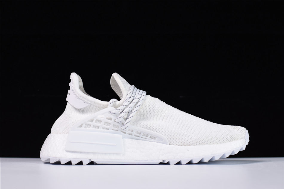 check out 89f4c 60cef Adidas Human Race NMD Pharrell Blank Canvas