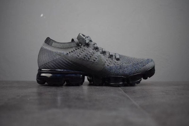 b08780bafd6 Nike Air VaporMax Flyknit Shoes Men s Midnight Fog Running 2018 – Ifbay