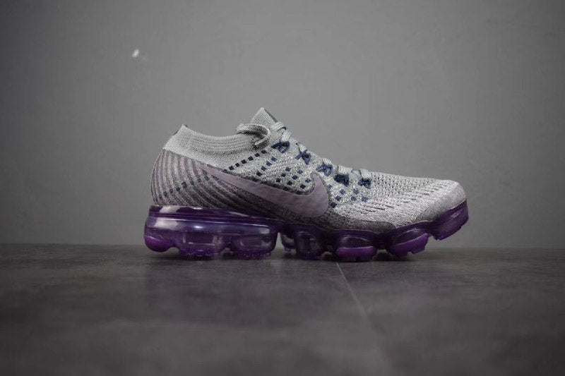 a2c393eaaa5ba Nike Air VaporMax Flyknit Tea Berry Women Shoes Grey Running – Ifbay