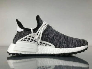 online retailer 24d3c 280b1 Adidas Human Race NMD Pharrell PW Shoes Men's Oreo