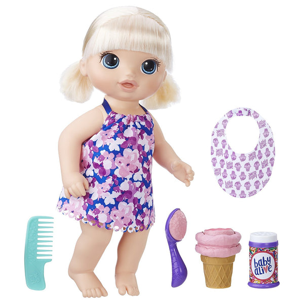 Baby Alive: Dolls That Can Eat, Drink and Wet Themselves