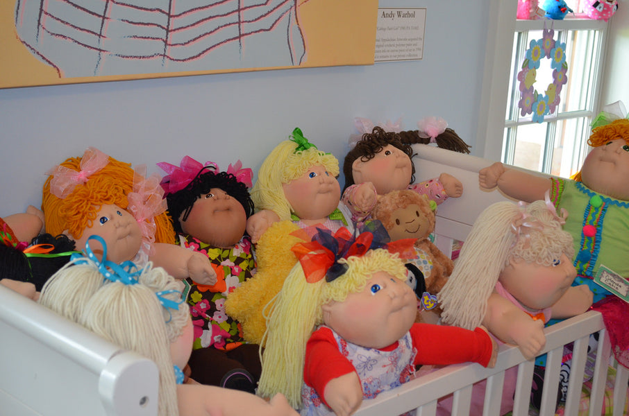 Cabbage Patch Dolls - History of the Hit from The 80s