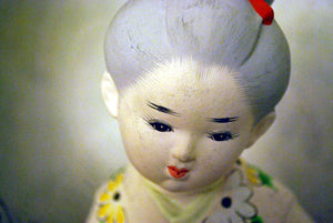 China Doll - History, Characteristics and Issues