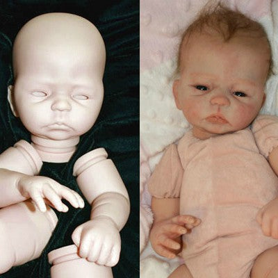 What Materials Are Needed For Silicone Baby Dolls Collectible Dolls