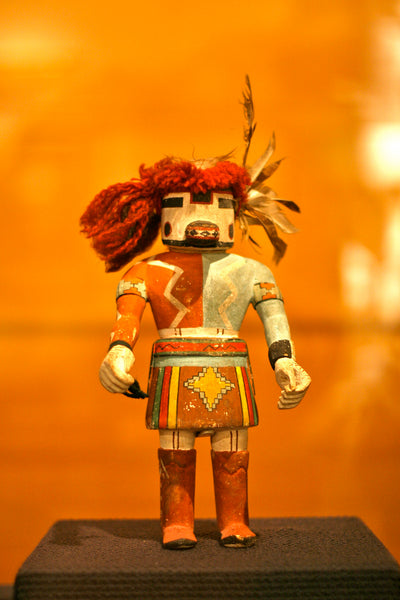 Native American, Porcelain and Traditional Dolls