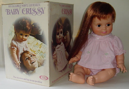 Crissy Doll History Of The Collectible Doll Hit From The 70s