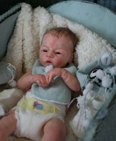 used reborn baby doll