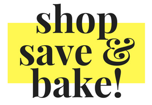 Shop Save & Bake