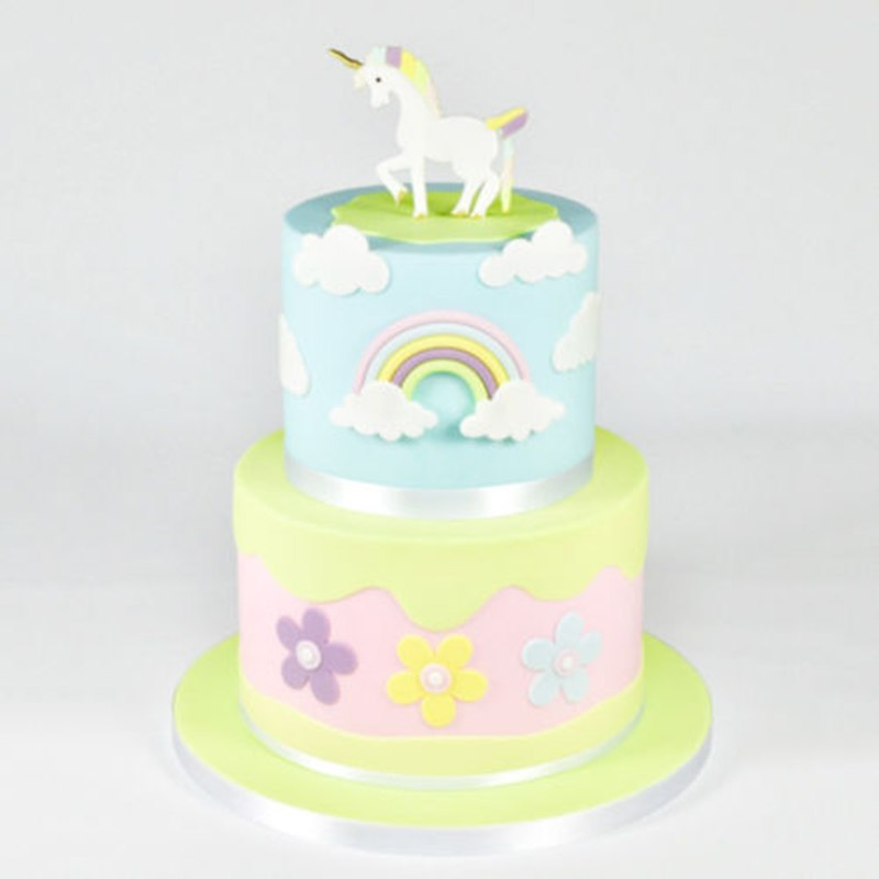 Magical Unicorn Plastic Fondant Cutter - COD Philippines - Shop Save & Bake