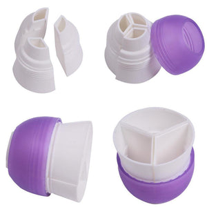 Tri-color/Pastry Bag Icing Tip Coupler - COD Philippines - Shop Save & Bake