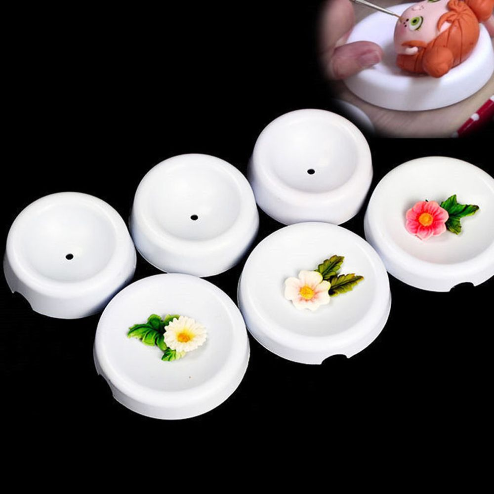 6 pcs./set Plastic Flower Drying Mold - Shop Save & Bake