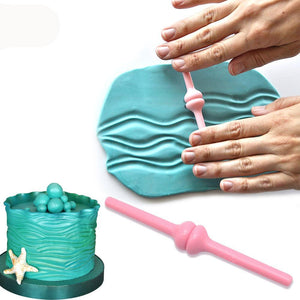Wave Embosser Fondant Modeling Tool - COD Philippines