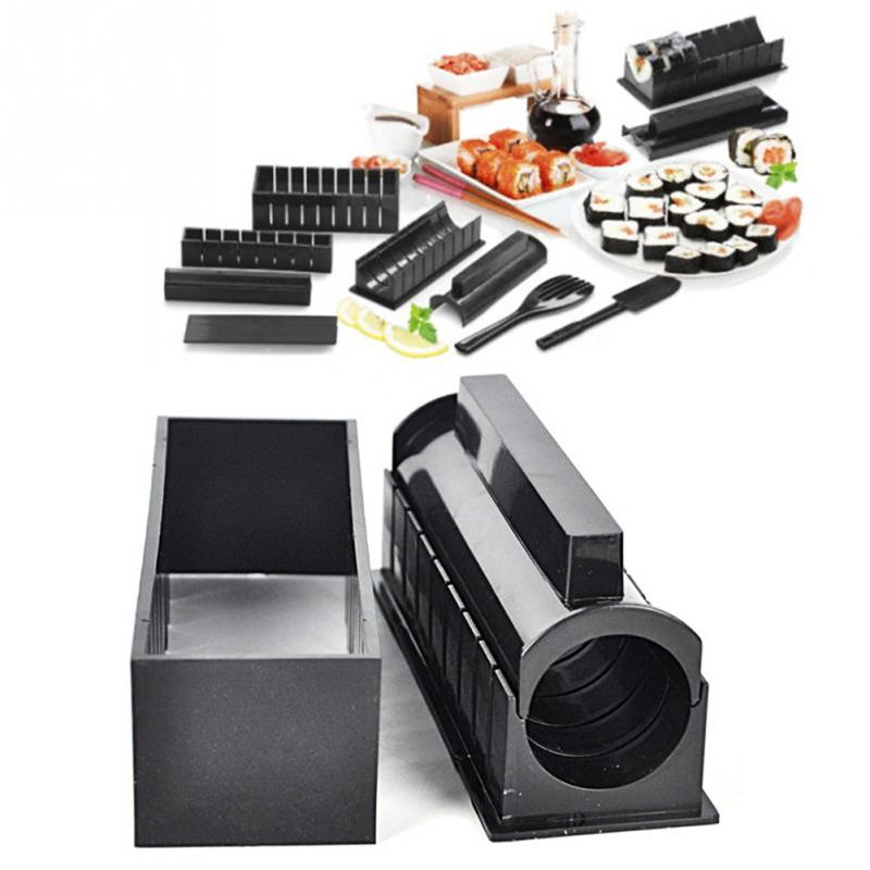 10 pcs. / set DIY Sushi Maker and Molds - Shop Save & Bake