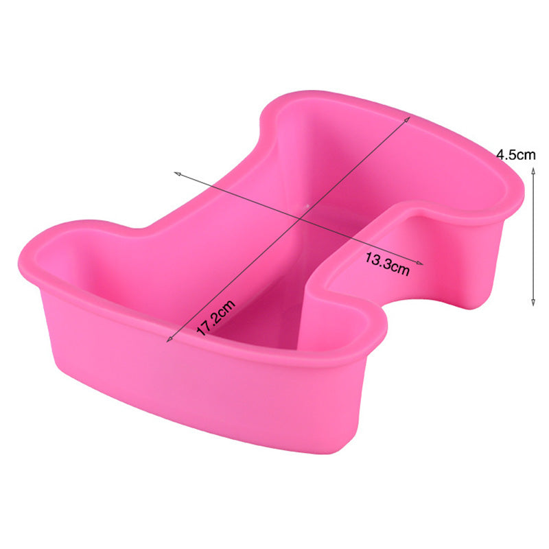 Number Silicone Baking Pan (numbers 0 to 8) - Shop Save & Bake