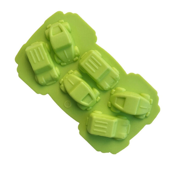 Cars Multipurpose Silicone Mold - COD Philippines - Shop Save & Bake
