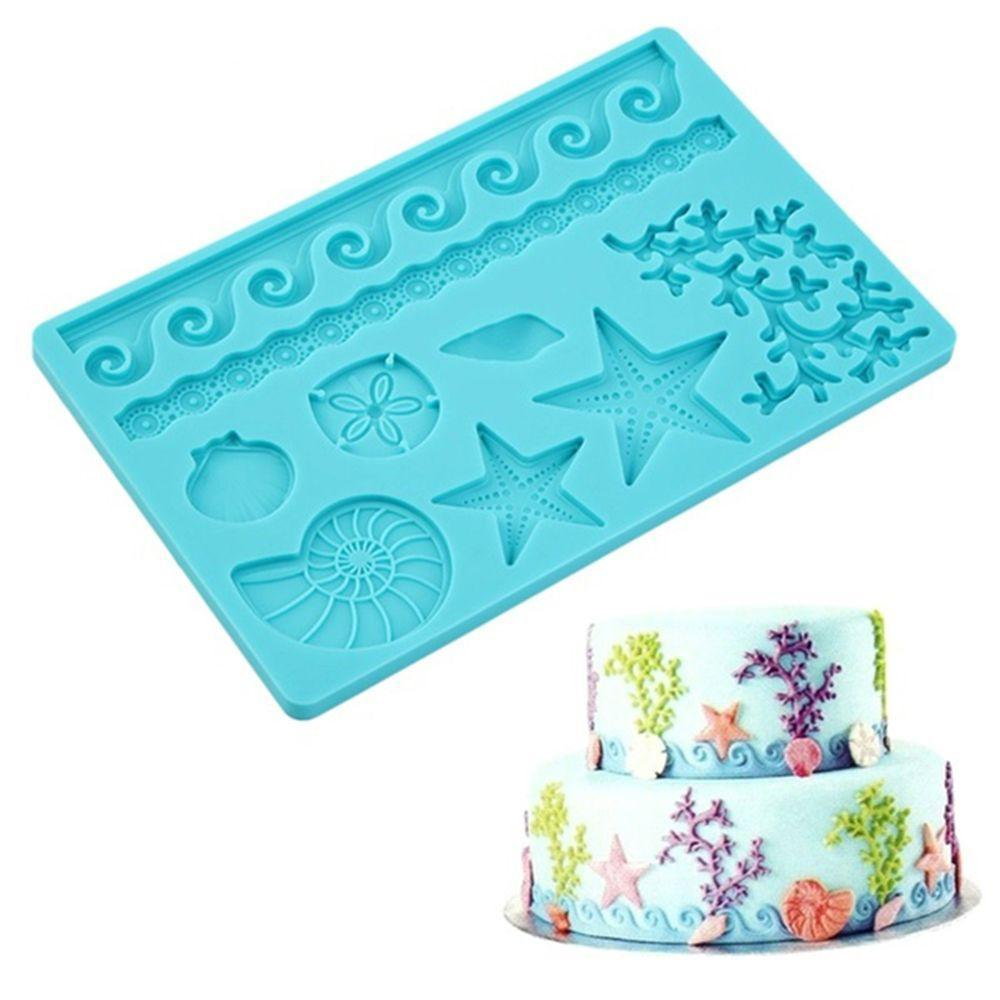 Underwater Themed Silicone Mold - Shop Save & Bake