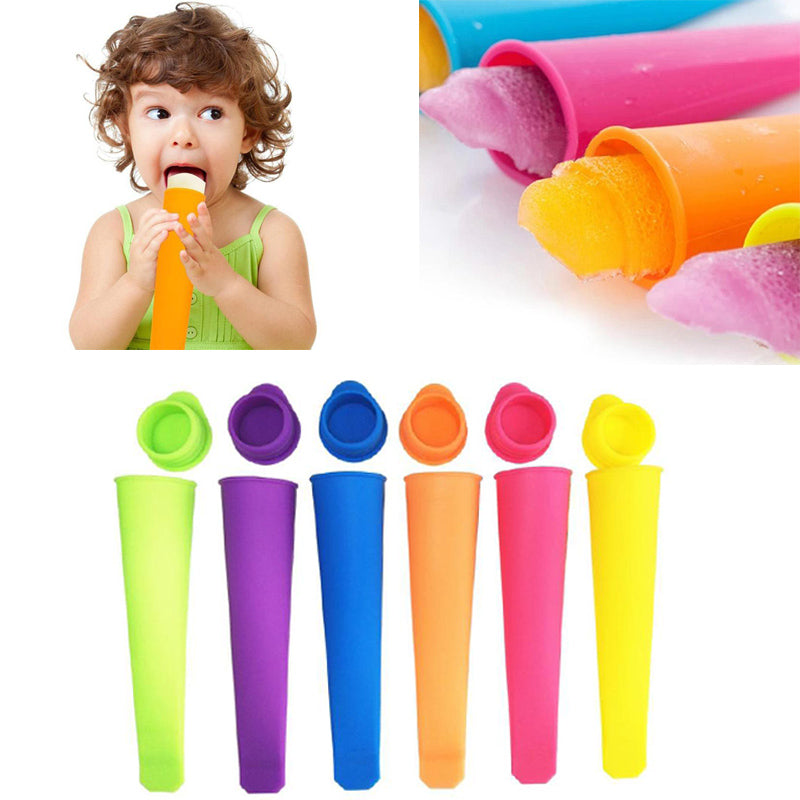 2 pcs./set Ice Pop Silicone Mold - Shop Save & Bake