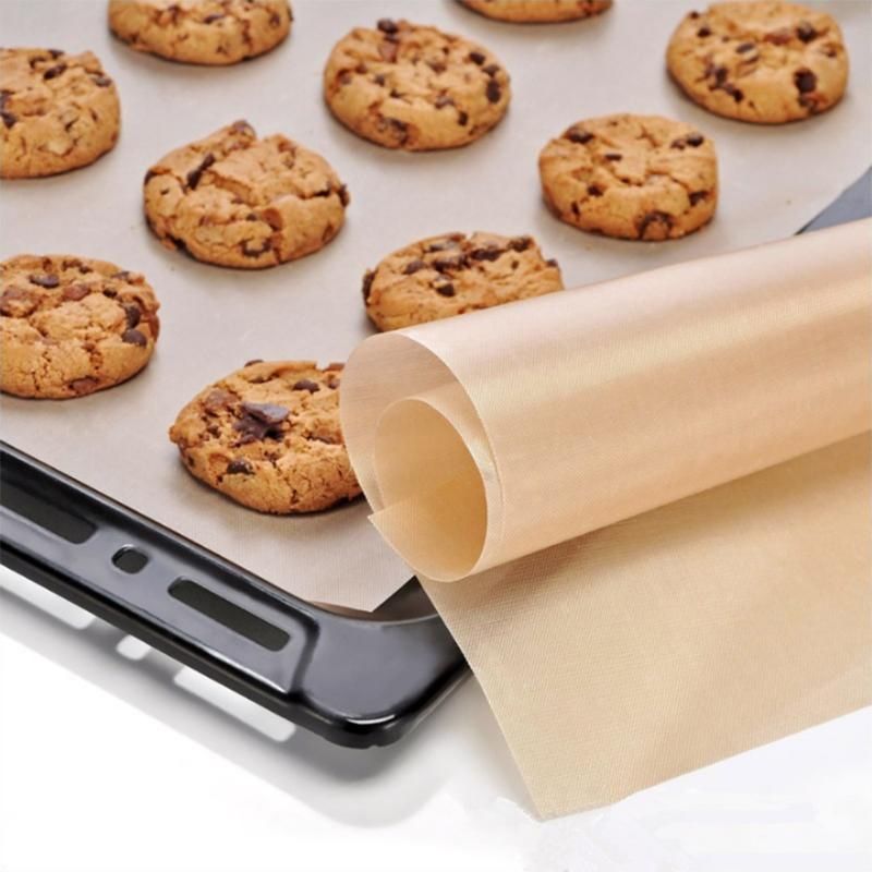 Teflon Non-stick Baking/BBQ/Microwave Mat - Shop Save & Bake