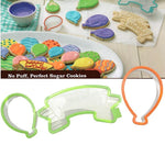Happy Birthday Balloon Plastic Fondant Cutter - Shop Save & Bake