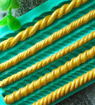 5 Types of Rope Silicone Mold - COD Philippines - Shop Save & Bake