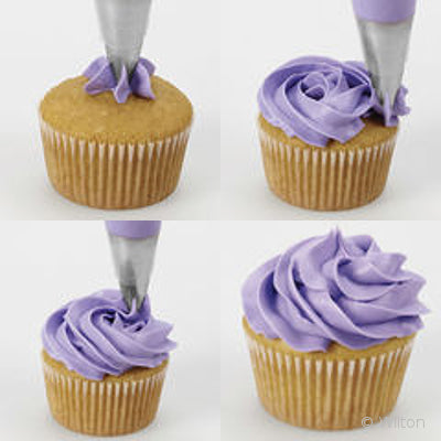 1M Icing Tip (best for cupcakes and cake borders) - COD Philippines - Shop Save & Bake