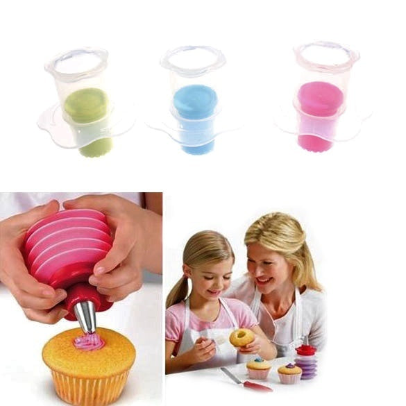 The Perfect Cupcake Corer Plunger - COD Philippines - Shop Save & Bake
