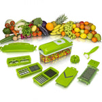 As Seen on TV! All-in-One Vegetable Slicer, Dicer, Peeler and Shredder - Shop Save & Bake