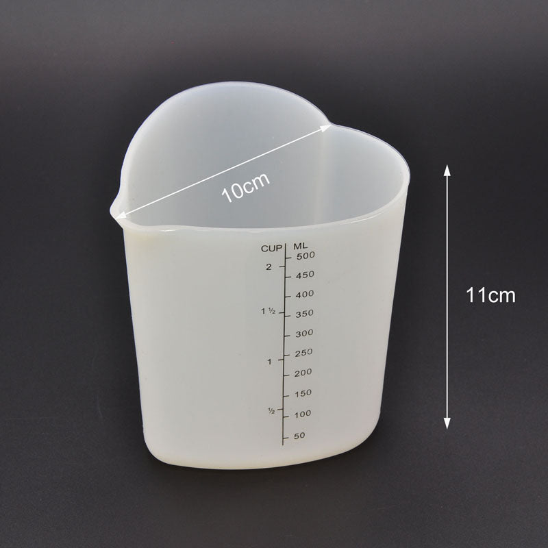 500 ml Silicone Measuring Cup and Batter Dispenser - Shop Save & Bake