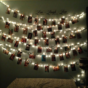LED Lights Photo Clips - Shop Save & Bake
