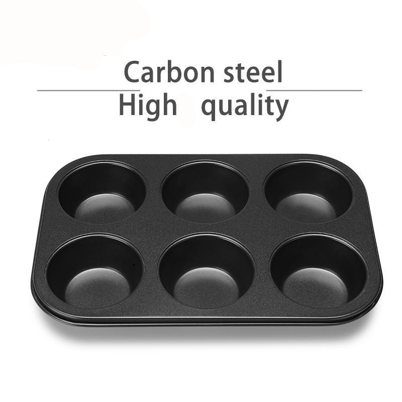 Muffin/Egg Tart/Cupcake Non-Stick Pan (3 sizes available) - Shop Save & Bake