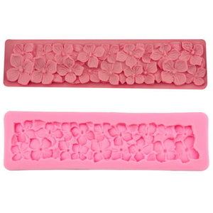 Border Silicone Mold (Assorted Designs Available) - Shop Save & Bake