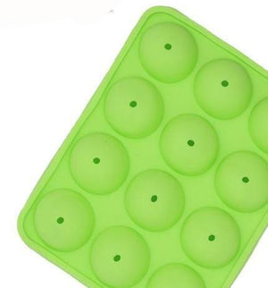 Cake Pop Silicone Mold - Shop Save & Bake