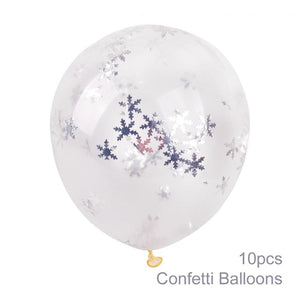 Confetti Balloons, Confetti and Ribbons - Shop Save & Bake