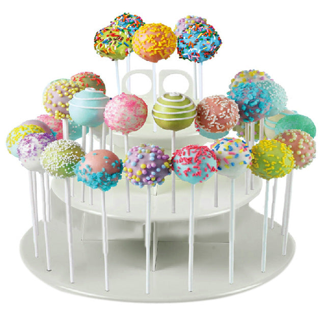 Cake Pop and Cupcake Stand - Shop Save & Bake