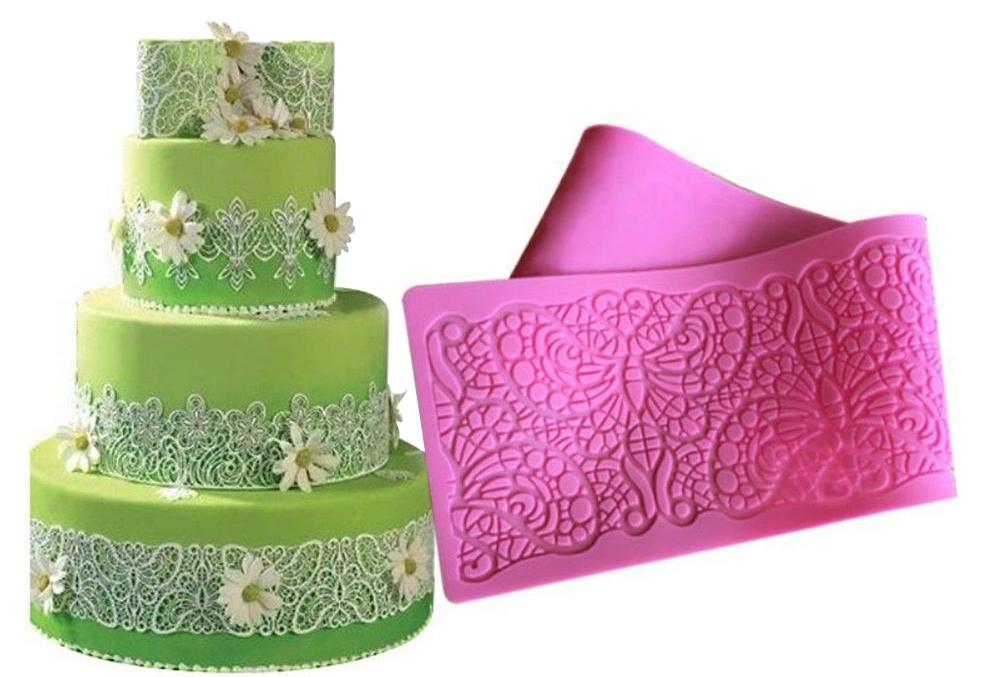 Butterfly Sugar Lace Silicone Mold - Shop Save & Bake