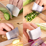 Stainless Steel Finger Protector - Shop Save & Bake