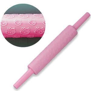 Small Rolling Pins with Embossed Designs (5 designs available) - COD Philippines - Shop Save & Bake