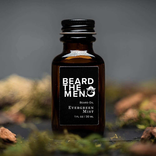 Evergreen Mist Beard Oil